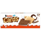 Kinder Cards 128g (5ks)