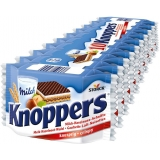 Knoppers 10x25g (8+2)