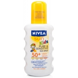 Nivea Sun Kids Pure & Sensitive SPF 50+ 200ml