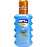 Nivea Sun Protect&Bronze spray SPF 20 200ml