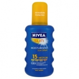 Nivea Sun spray SPF 15 200ml