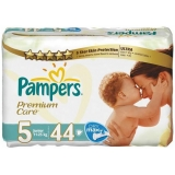 Pampers Premium Care 5 44ks