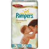 Pampers Premium Care 5 56ks