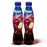 Relax sirup 2x0,7l