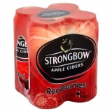 Strongbow Cider 4x0,4l pl